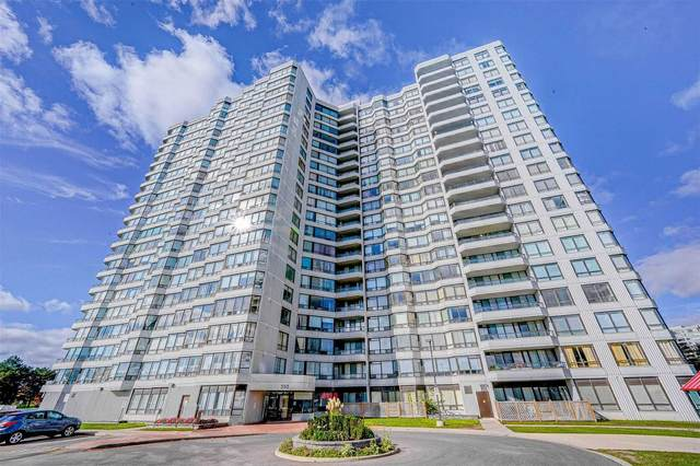 330 Alton Towers Circ #1809, Toronto, ON M1V 5H3 (#E5411696) :: Royal Lepage Connect