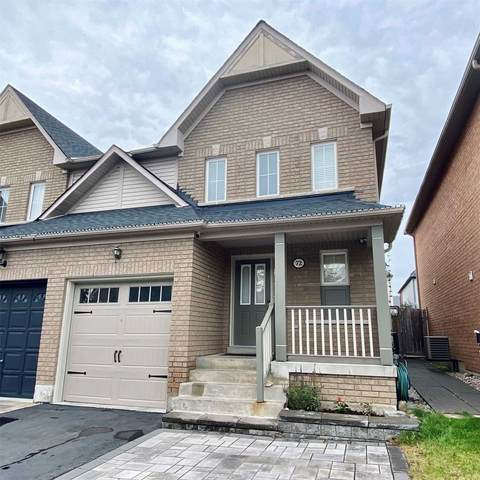 72 Tansley Cres, Ajax, ON L1Z 1Y6 (#E5412248) :: Royal Lepage Connect