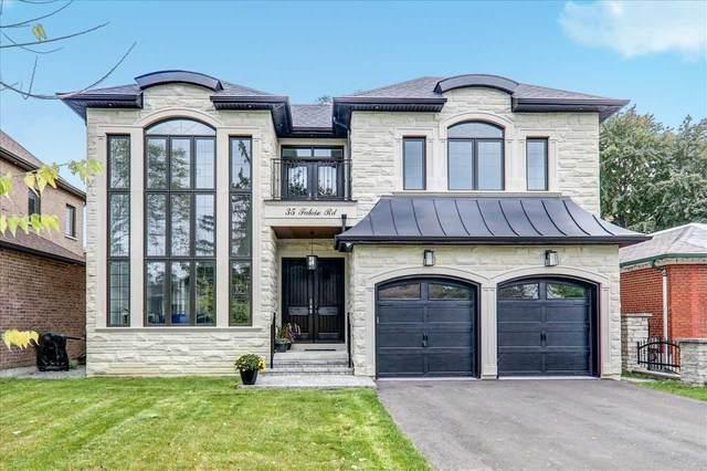 35 N Falaise Rd, Toronto, ON M1E 3B6 (#E5412524) :: Royal Lepage Connect