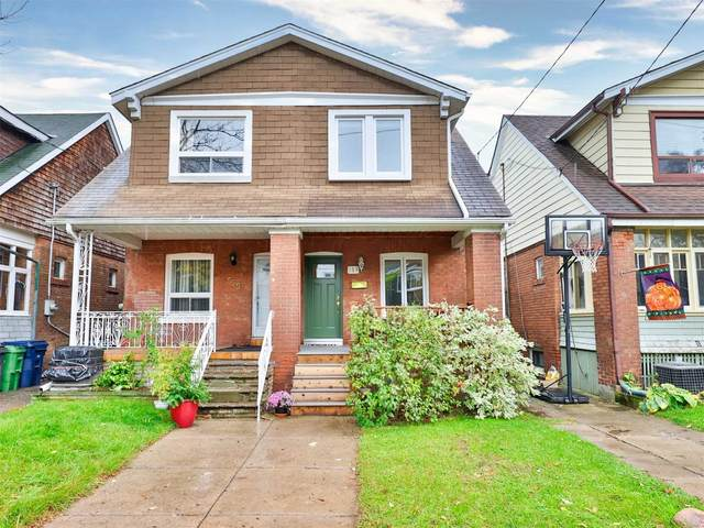 553 Milverton Blvd, Toronto, ON M4C 1X6 (#E5412662) :: Royal Lepage Connect