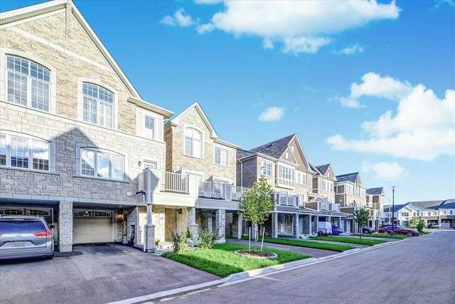 2421 Fall Harvest Cres, Pickering, ON L1X 0G1 (#E5413179) :: Royal Lepage Connect