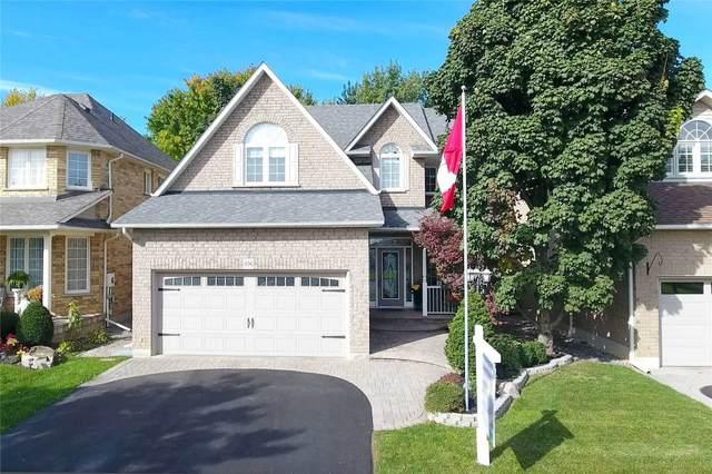 496 Britannia Ave, Oshawa, ON L1L 1B7 (MLS #E5413356) :: Forest Hill Real Estate Inc Brokerage Barrie Innisfil Orillia