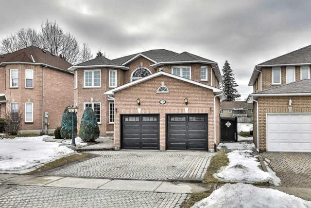 28 Captain Francis Dr, Markham, ON L3R 9E1 (#N4354078) :: Jacky Man | Remax Ultimate Realty Inc.