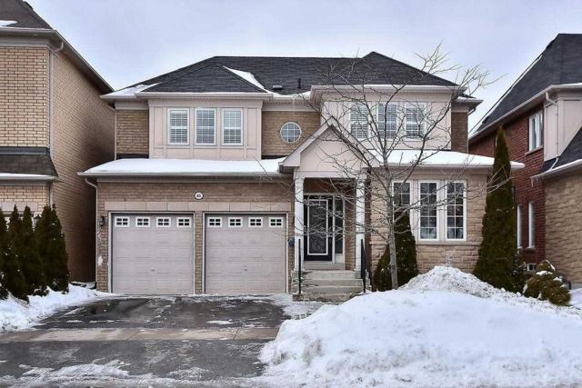46 Alpaca Dr, Richmond Hill, ON L4E 0G1 (#N4365855) :: Jacky Man | Remax Ultimate Realty Inc.