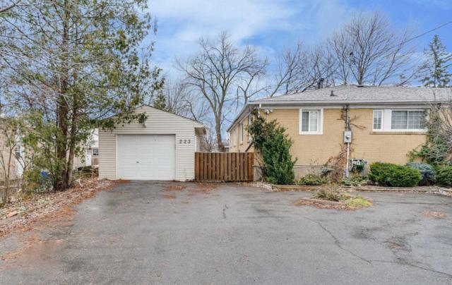 223 Browndale Cres, Richmond Hill, ON L4C 3H9 (#N4370848) :: Jacky Man | Remax Ultimate Realty Inc.