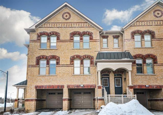 10 Porter Ave #34, Vaughan, ON L4L 0H1 (#N4376399) :: Jacky Man | Remax Ultimate Realty Inc.