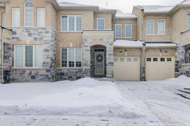 114 Mondial Cres, East Gwillimbury, ON L0G 1R0 (#N4377065) :: Jacky Man | Remax Ultimate Realty Inc.