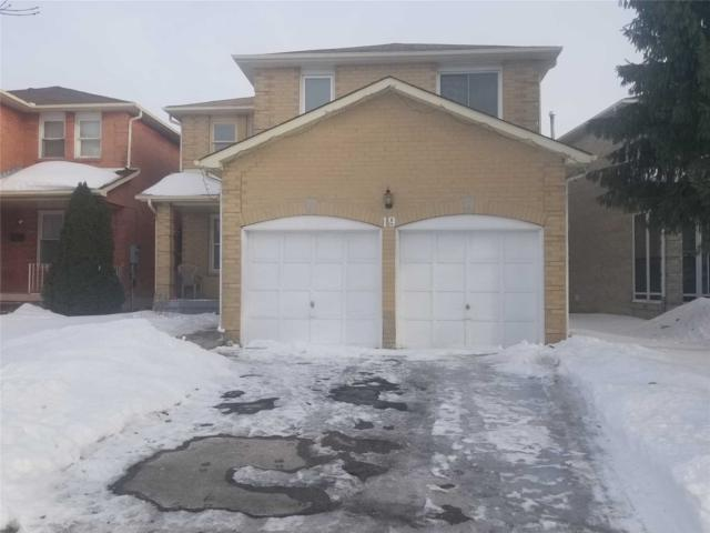 19 Brickstone Circ, Vaughan, ON L4J 6L7 (#N4379077) :: Jacky Man | Remax Ultimate Realty Inc.