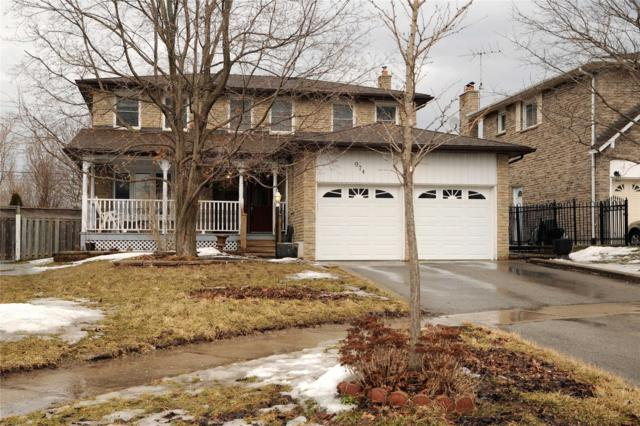 974 Ferndale Cres, Newmarket, ON L3Y 6B7 (#N4383547) :: Jacky Man | Remax Ultimate Realty Inc.