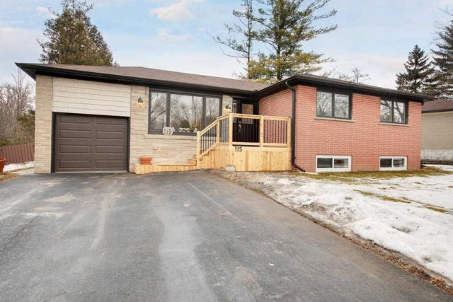 115 Park Ave, Newmarket, ON L3Y 1T6 (#N4383598) :: Jacky Man | Remax Ultimate Realty Inc.
