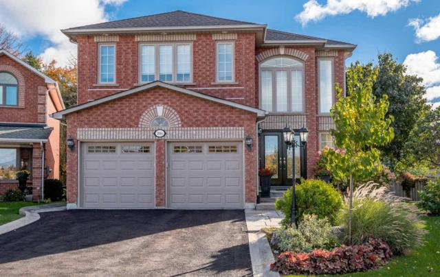 886 Surin Crt, Newmarket, ON L3Y 8R4 (#N4385036) :: Jacky Man | Remax Ultimate Realty Inc.
