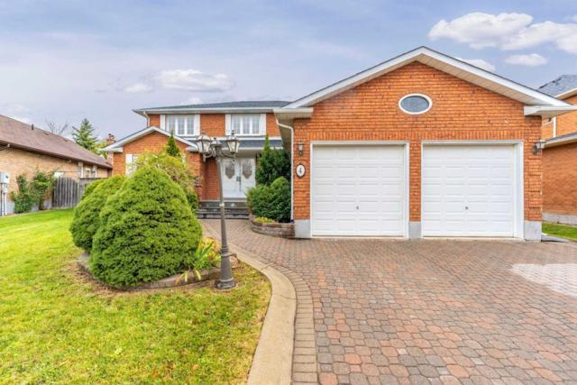 4 Doulton Crt, Markham, ON L3R 8N8 (#N4385394) :: Jacky Man | Remax Ultimate Realty Inc.