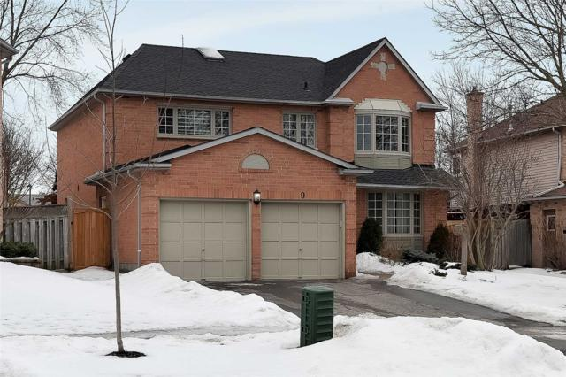 9 Albery Cres, Aurora, ON L4G 5R5 (#N4385403) :: Jacky Man | Remax Ultimate Realty Inc.