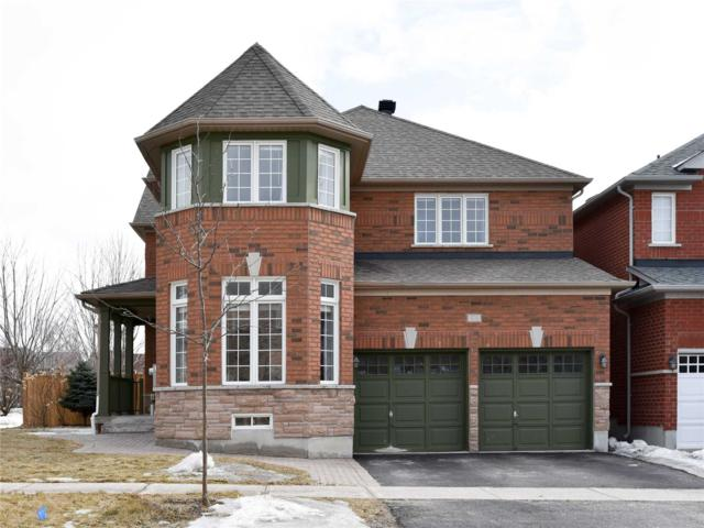 31 Comeau St, Markham, ON L6E 1P5 (#N4385490) :: Jacky Man   Remax Ultimate Realty Inc.