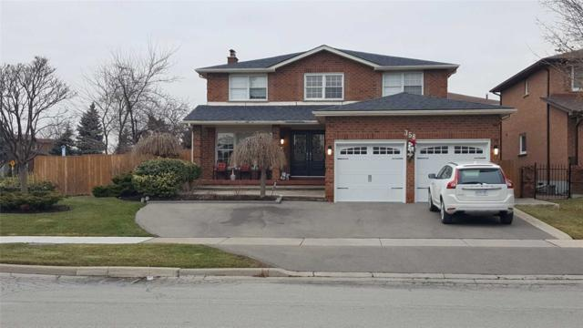 358 Forest Dr, Vaughan, ON L4L 3T6 (#N4385713) :: Jacky Man | Remax Ultimate Realty Inc.