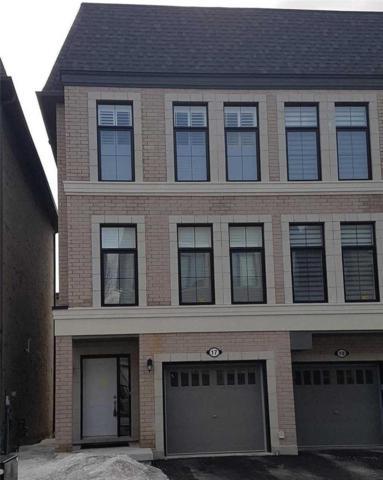 17 Mcgurran Lane, Richmond Hill, ON L4B 3C9 (#N4385923) :: Jacky Man | Remax Ultimate Realty Inc.
