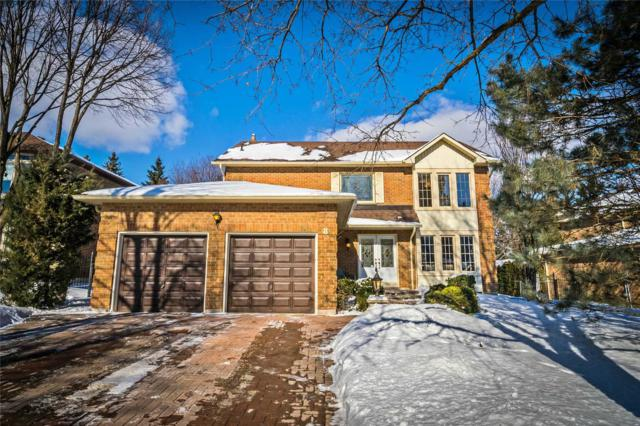 8 Simmons Cres, Aurora, ON L4G 6B4 (#N4386295) :: Jacky Man | Remax Ultimate Realty Inc.