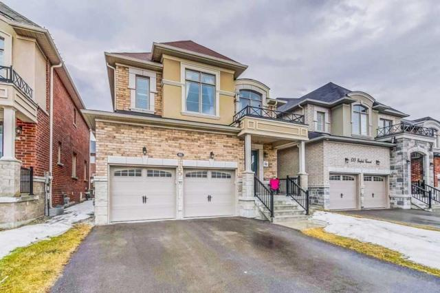 693 Yarfield Cres, Newmarket, ON L3X 0H4 (#N4386866) :: Jacky Man | Remax Ultimate Realty Inc.
