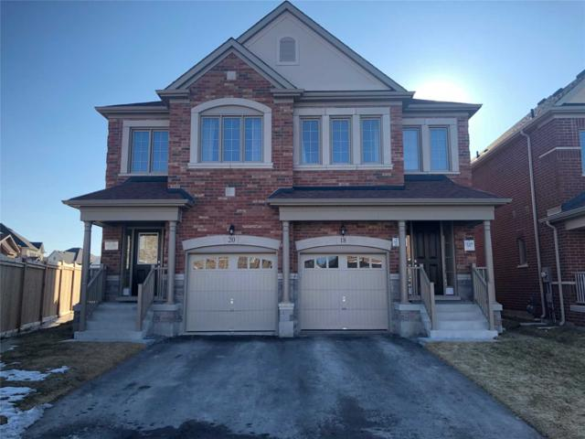 20 Silver Charm Dr, East Gwillimbury, ON L9N 0S5 (#N4387831) :: Jacky Man | Remax Ultimate Realty Inc.