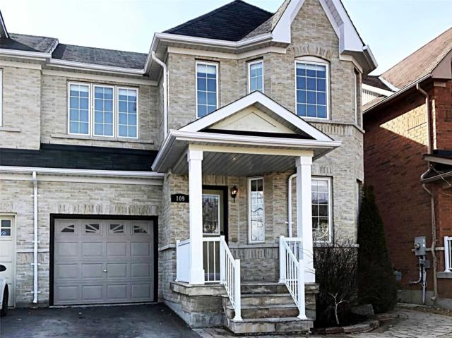 109 Gail Parks Cres, Newmarket, ON L3X 3C1 (#N4390033) :: Jacky Man | Remax Ultimate Realty Inc.