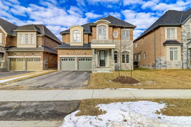 48 Alf Neely Way, Newmarket, ON L3Y 0C6 (#N4391268) :: Jacky Man | Remax Ultimate Realty Inc.