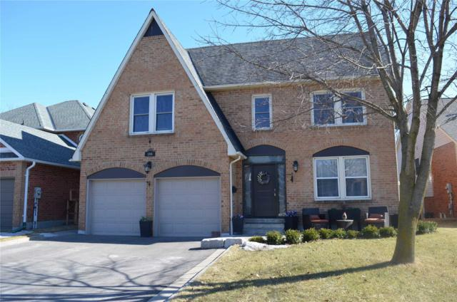 104 Peevers Cres, Newmarket, ON L3Y 7T1 (#N4391888) :: Jacky Man | Remax Ultimate Realty Inc.