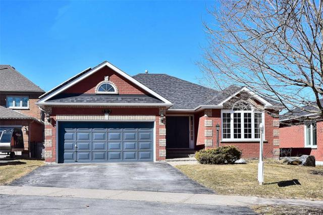 127 Allenvale Dr, Aurora, ON L4G 6P8 (#N4393147) :: Jacky Man | Remax Ultimate Realty Inc.