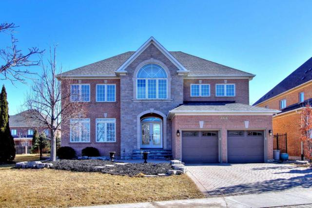 166 Silver Rose Cres, Markham, ON L6C 1W9 (#N4399486) :: Jacky Man   Remax Ultimate Realty Inc.