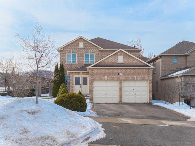 519 Highcliffe Dr, Vaughan, ON L4J 8L3 (#N4399823) :: Jacky Man | Remax Ultimate Realty Inc.