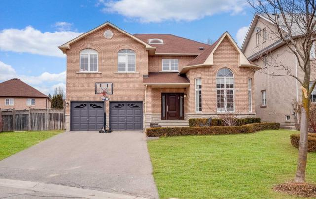 173 Langtry Pl, Vaughan, ON L4J 8W2 (#N4404069) :: Jacky Man | Remax Ultimate Realty Inc.