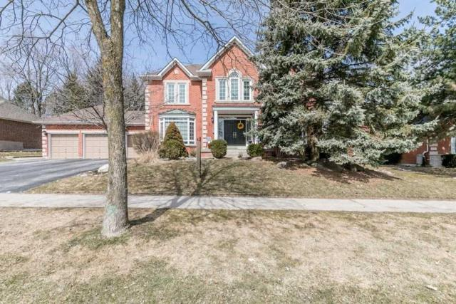 64 Hodgkinson Cres, Aurora, ON L4G 6K7 (#N4406125) :: Jacky Man | Remax Ultimate Realty Inc.