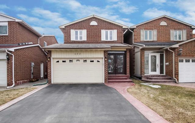 172 Bob O'link Ave, Vaughan, ON L4K 1H2 (#N4407612) :: Jacky Man | Remax Ultimate Realty Inc.