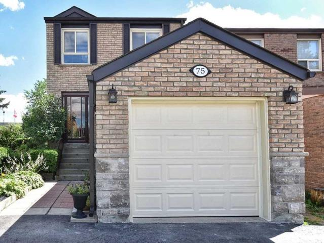 75 Cog Hill Dr, Vaughan, ON L4K 1M6 (#N4408278) :: Jacky Man | Remax Ultimate Realty Inc.