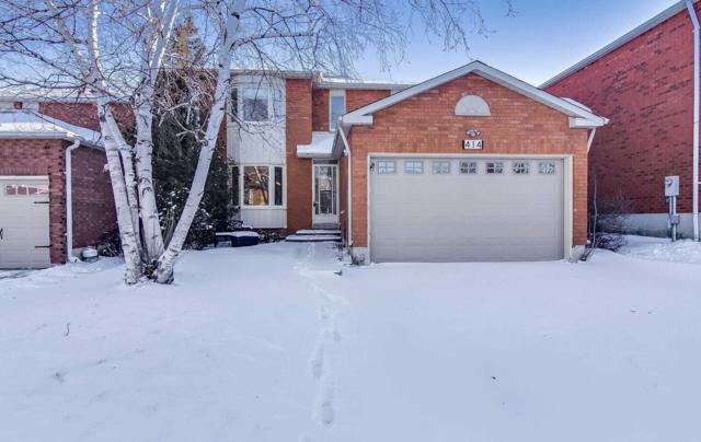 414 Highcliffe Dr, Vaughan, ON L4J 7M8 (#N4415481) :: Jacky Man | Remax Ultimate Realty Inc.