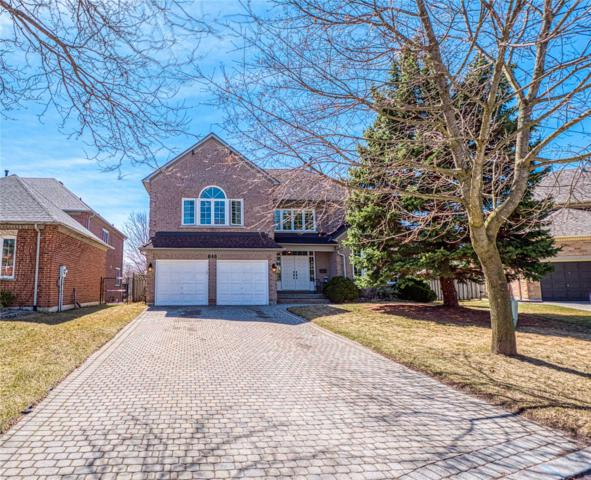 846 Norsan Crt, Newmarket, ON L3X 1K9 (#N4415583) :: Jacky Man | Remax Ultimate Realty Inc.