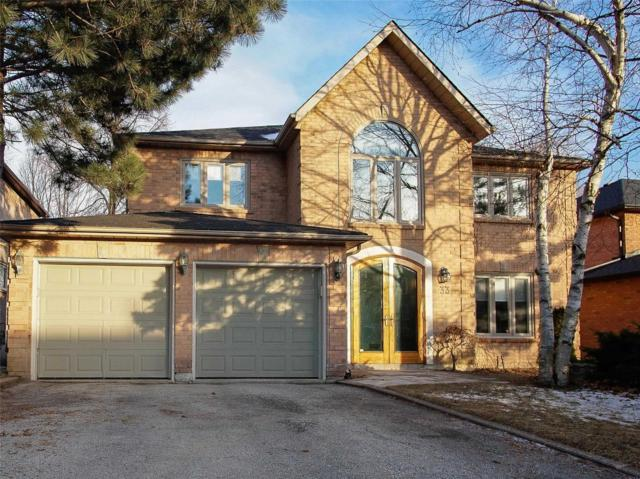33 Rose Green Dr, Vaughan, ON L4J 4R8 (#N4420603) :: Jacky Man | Remax Ultimate Realty Inc.