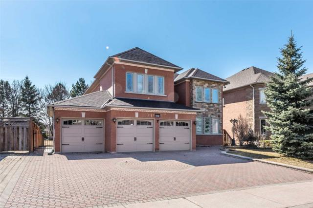 94 Silver Rose Cres, Markham, ON L6C 1W6 (#N4420730) :: Jacky Man   Remax Ultimate Realty Inc.