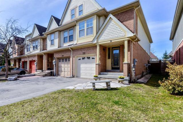 32 Evelyn Buck Lane, Aurora, ON L4G 7J5 (#N4421189) :: Jacky Man | Remax Ultimate Realty Inc.