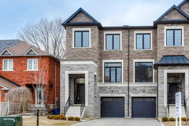 87 Benson Ave, Richmond Hill, ON L4C 4E5 (#N4421228) :: Jacky Man | Remax Ultimate Realty Inc.