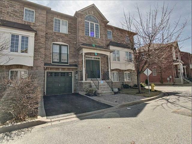 20 Minton Dr #33, Vaughan, ON L4L 9L6 (#N4421912) :: Jacky Man | Remax Ultimate Realty Inc.