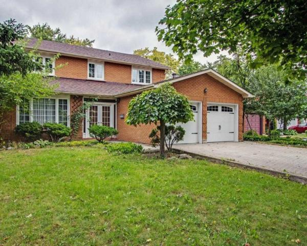 15 Dorian Pl, Vaughan, ON L4J 2M3 (#N4422861) :: Jacky Man | Remax Ultimate Realty Inc.