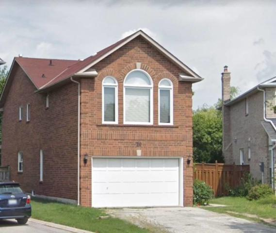 20 Bayel Cres, Richmond Hill, ON L4S 1C2 (#N4423002) :: Jacky Man | Remax Ultimate Realty Inc.