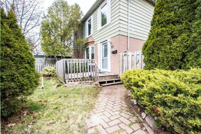 81 Lillooet Cres, Richmond Hill, ON L4C 5A6 (#N4423199) :: Jacky Man   Remax Ultimate Realty Inc.