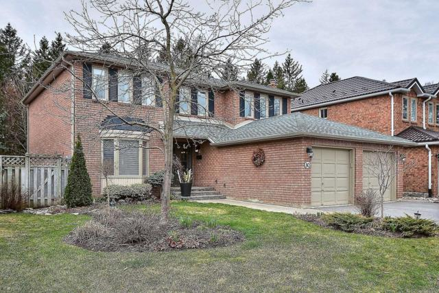 80 Tribbling Cres, Aurora, ON L4G 4X1 (#N4424130) :: Jacky Man | Remax Ultimate Realty Inc.