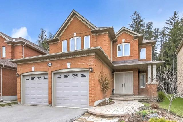 24 Sunnyside Dr, Richmond Hill, ON L4C 0S5 (#N4424141) :: Jacky Man | Remax Ultimate Realty Inc.