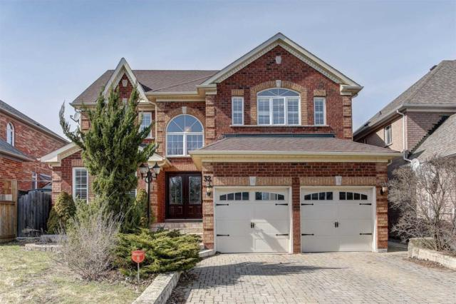 32 Green Meadow Cres, Richmond Hill, ON L4E 3W7 (#N4424360) :: Jacky Man   Remax Ultimate Realty Inc.