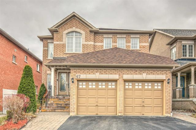 67 Futura Ave, Richmond Hill, ON L4S 1S8 (#N4424594) :: Jacky Man   Remax Ultimate Realty Inc.