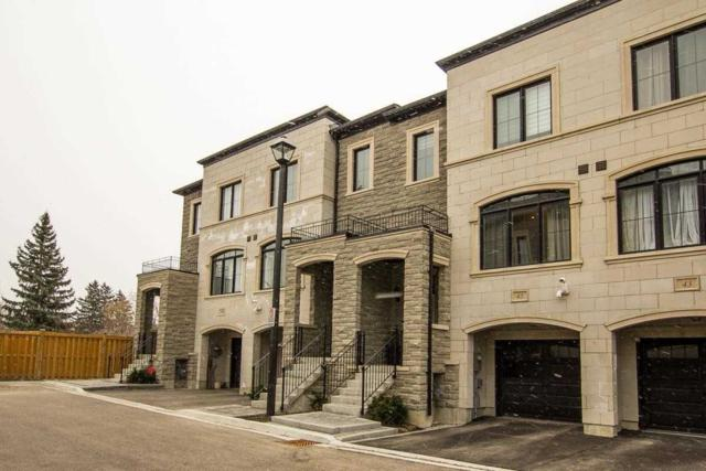 45 Stallibrass Lane, Richmond Hill, ON L4C 6E5 (#N4425274) :: Jacky Man | Remax Ultimate Realty Inc.