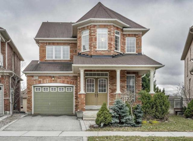 62 Isabella Garden Lane, Whitchurch-Stouffville, ON L4A 0L3 (#N4426758) :: Jacky Man | Remax Ultimate Realty Inc.