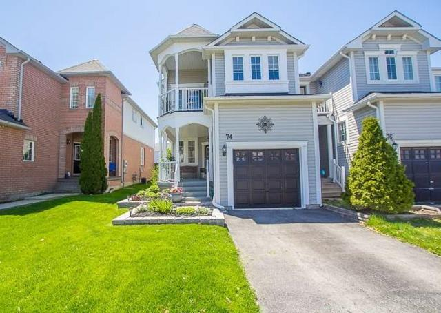 74 Mccurdy Dr, New Tecumseth, ON L0G 1W0 (#N4460634) :: Jacky Man | Remax Ultimate Realty Inc.